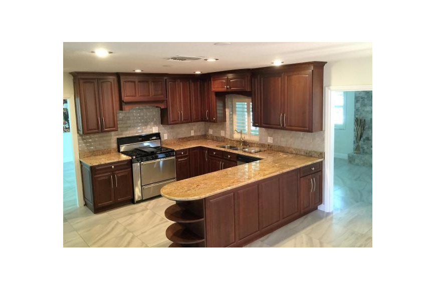 The kitchen features granite counter tops. Courtesy photo